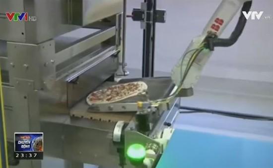 Robot làm pizza với tham vọng thay đổi ngành ẩm thực