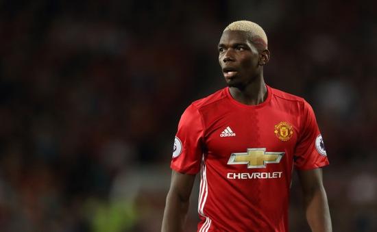 Pogba không hề tệ hại như CĐV Man Utd đang nghĩ