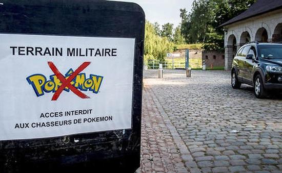 Pháp bảo vệ mục tiêu quân sự trước Pokémon GO