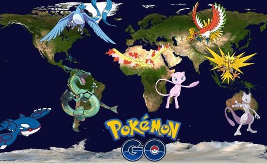 Pokémon GO sẽ được phát hành tại Việt Nam vào ngày mai?