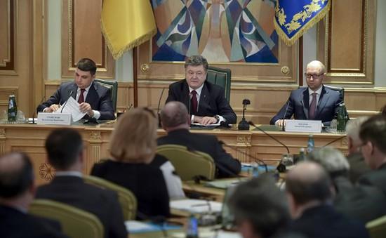 Hà Lan phản đối Hiệp ước liên kết EU - Ukraine