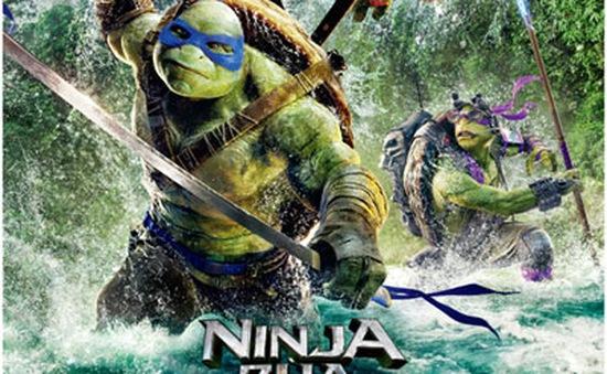 Ninja Rùa đại náo phòng vé thế giới