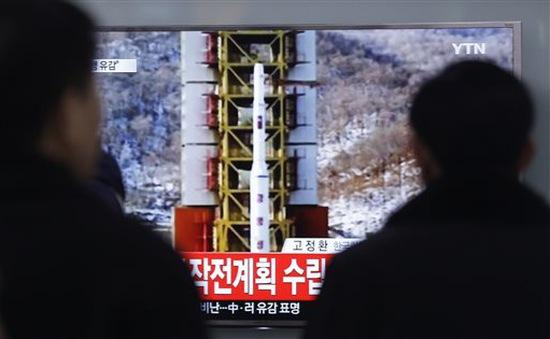Hội đồng Bảo an LHQ lên án vụ phóng tên lửa của Triều Tiên