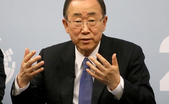 Tổng Thư ký LHQ chỉ trích chính sách nhập cư của châu Âu