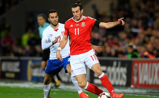 Vòng loại World Cup 2018, Wales 1-1 Serbia: Chia điểm nhạt nhoà, Wales gây thất vọng