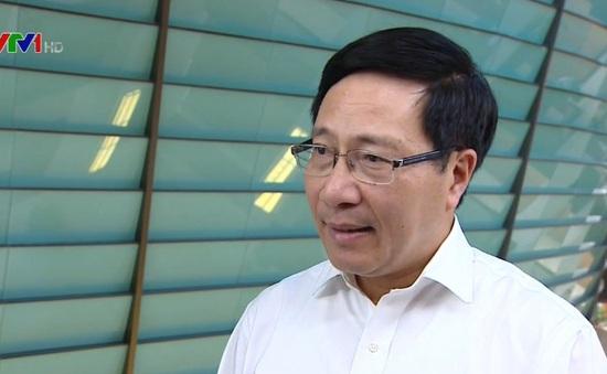 Các Bộ trưởng cam kết hành động trong nhiệm kỳ mới