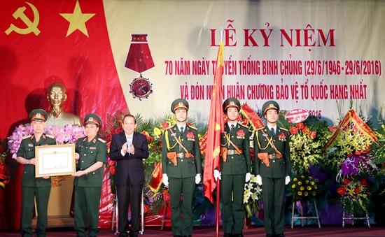 Lễ kỷ niệm 70 năm ngày truyền thống Binh chủng Pháo binh