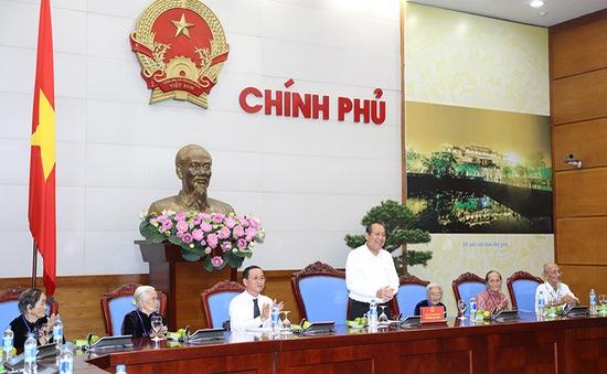 PTT Trương Hòa Bình gặp mặt 42 đại biểu của đoàn người có công tỉnh Tiền Giang