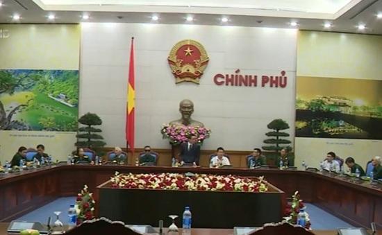 Phó Thủ tướng Vũ Đức Đam tiếp đoàn đại biểu thương binh Nghệ An và Hà Tĩnh