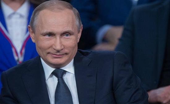 Tổng thống Nga lần đầu lên tiếng về Hồ sơ Panama