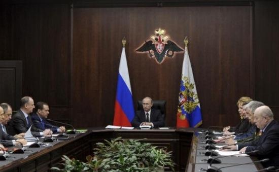 Hội đồng Bảo an LHQ hoan nghênh Nga rút quân khỏi Syria