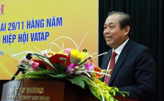 """""""Không được phép để hàng kém chất lượng tuồn vào Việt Nam"""""""
