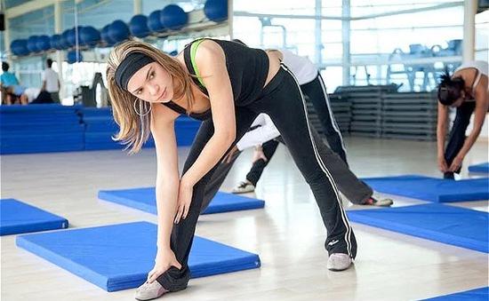 Tập thể dục - biện pháp hữu hiệu nhất chống ung thư