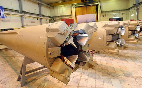 """Iran tuyên bố """"sẵn sàng phóng tên lửa"""""""