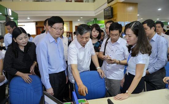 Hội thảo xây dựng trung tâm hành chính công cấp tỉnh