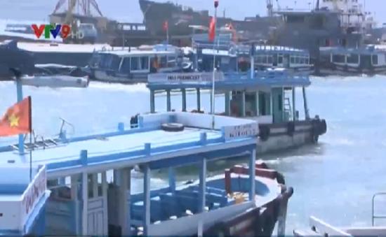 Khánh Hòa: Quá tải tàu tại cảng du lịch Cầu Đá
