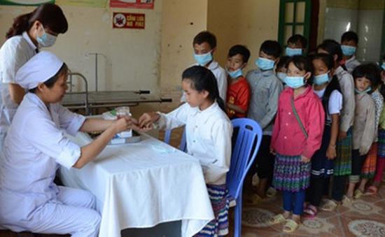 Xuất hiện bệnh quai bị ở Lào Cai