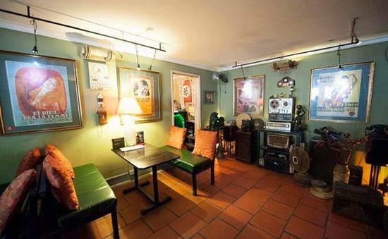 Café Sáng với VTV3: Khám phá bảo tàng điện ảnh mini giữa lòng Thủ đô