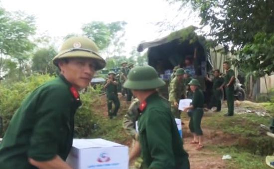 """BĐBP Quảng Bình với phương châm """"cứu dân là trên hết"""""""