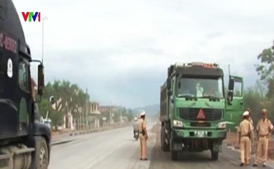 TP Cần Thơ tăng cường giám sát hoạt động xe tải