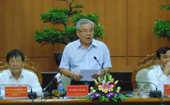 Kiểm tra phòng chống tham nhũng tại Quảng Nam