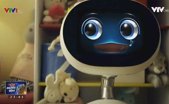 Zenbo – Robot quản gia thông minh