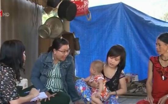 Tiềm ẩn nguy hiểm khi phụ nữ sinh con tại nhà