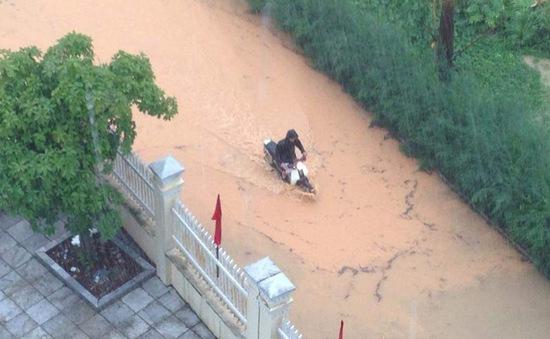Quảng Ninh: Mưa lớn làm 1 người chết, 1 người bị thương