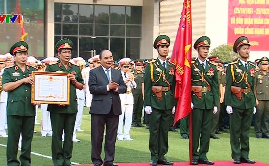 65 năm truyền thống Học viện Chính trị, Bộ Quốc phòng