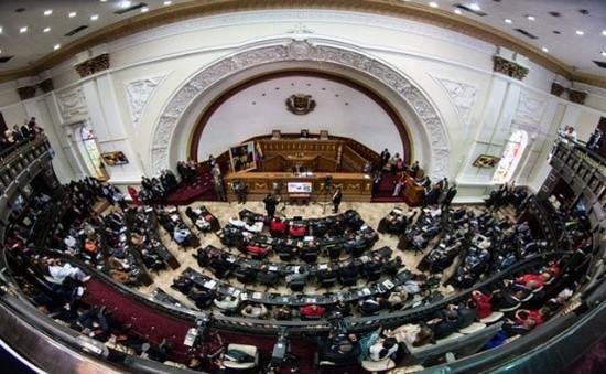 """Tòa án tối cao Venezuela tuyên bố Quốc hội """"không có hiệu lực"""""""
