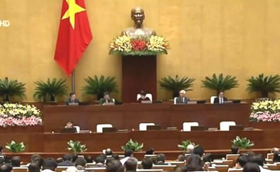 Quốc hội thông qua nghị quyết đất đai