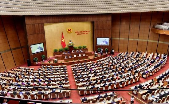 Quốc hội thông qua Luật tín ngưỡng, tôn giáo
