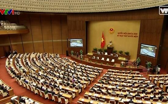 Đề nghị phê chuẩn Thủ tướng giữ chức Phó Chủ tịch Hội đồng Quốc phòng và An ninh