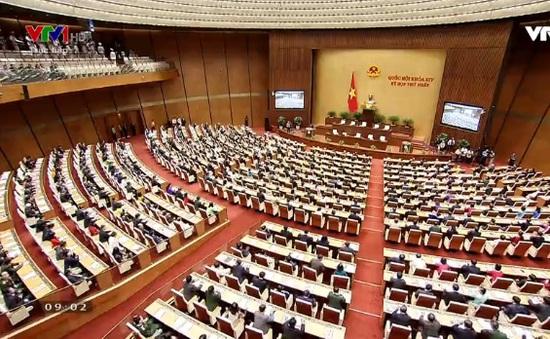 Hôm nay, Quốc hội bỏ phiếu bầu Chủ tịch nước