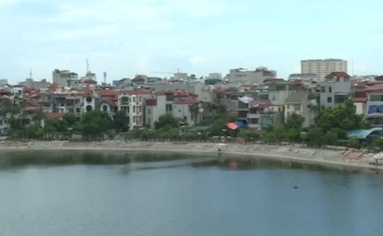Dự án công viên điều hòa ở quận Hoàng Mai: Quy hoạch, không triển khai rồi lại quy hoạch