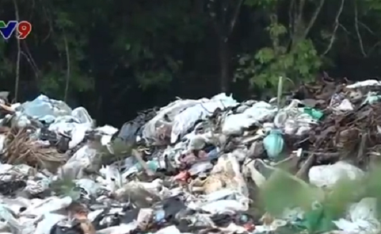 Bình Phước: Khu dân cư biến thành núi rác