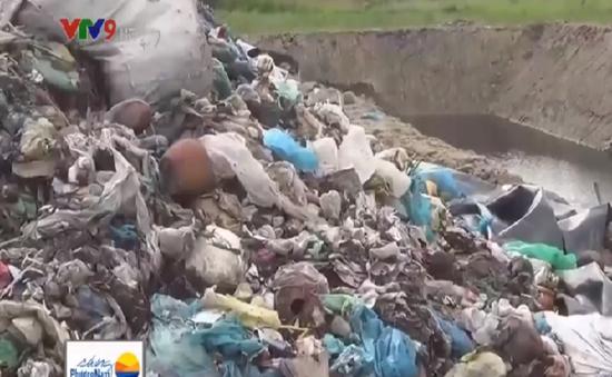 Cần Thơ chỉ đạo xử lý ngay ô nhiễm bãi rác Cờ Đỏ
