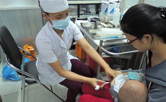 Ngày mai 28/1, TP.HCM bắt đầu tiêm vaccine dịch vụ Pentaxim đợt 2