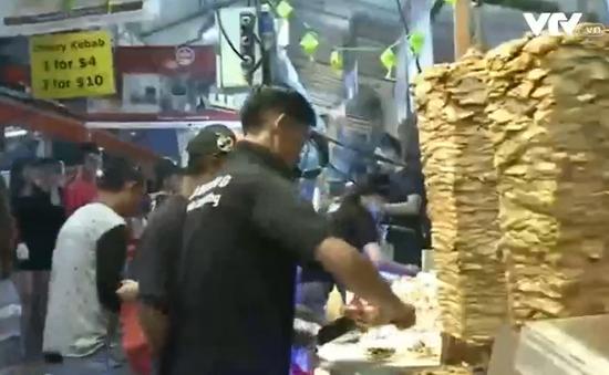 Nhộn nhịp kinh doanh mùa lễ Ramadan tại Singapore