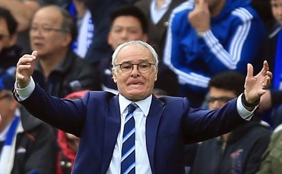 Xuất sắc nhất tháng 3, HLV Ranieri sắp đi vào lịch sử Ngoại hạng Anh
