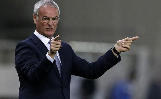 """""""Gã thợ hàn"""" Ranieri đứng trước nguy cơ bị sa thải"""