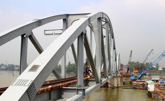 Chính thức hoàn thành công trình khôi phục cầu Ghềnh