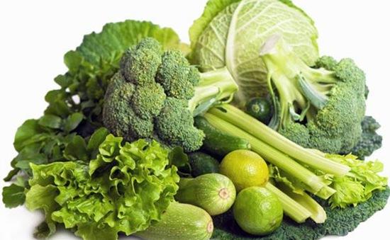 Nguyên liệu lành mạnh cho món salad