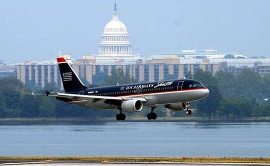 Sân bay Reagan tại Mỹ mở cửa trở lại