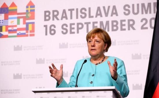 Đảng của Thủ tướng Đức thất bại tại cuộc bầu cử Nghị viện