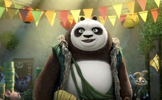 Kung Fu Panda 3 mở màn khiêm tốn