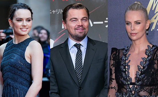 MTV Movie Awards 2016: Leonardo DiCaprio tiếp tục chiến thắng