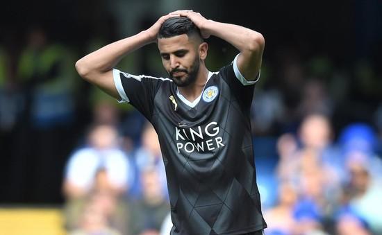 Riyad Mahrez chính thức ngỏ ý rời Leicester City