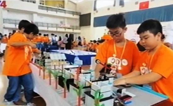 Việt Nam tham gia cuộc thi Robot trẻ quốc tế 2016 tại Hàn Quốc