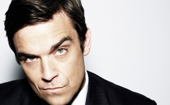 Robbie Williams lại tái hợp Take That